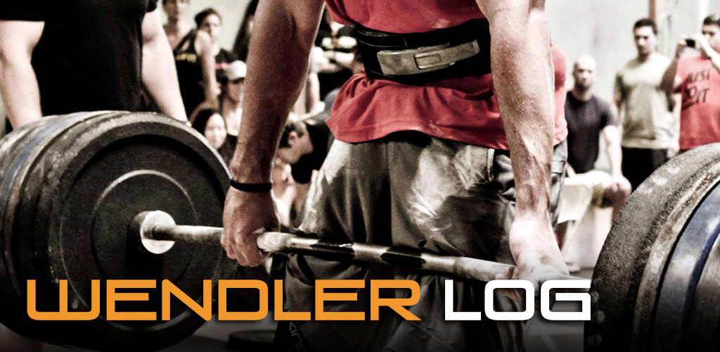 Wendler 5/3/1 App Feature Graphic