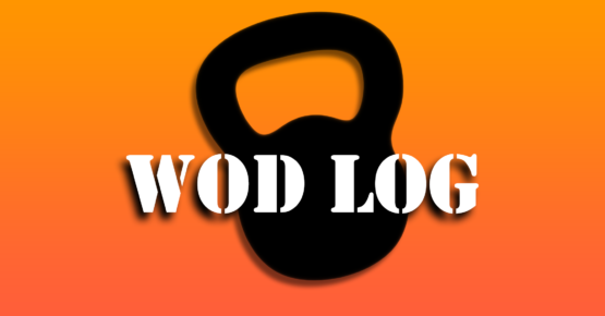 Crossfit WOD Log App